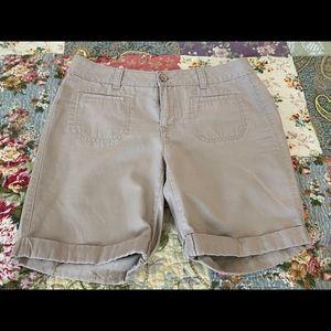 Loft Linen Shorts